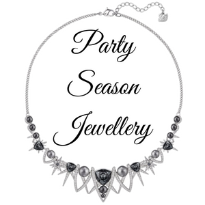 Style Edit - Party Season Jewellery With Swarovski