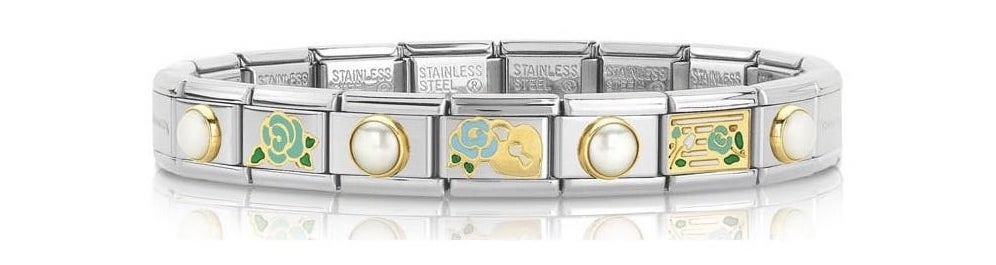 how to clean stainless steel nomination bracelet